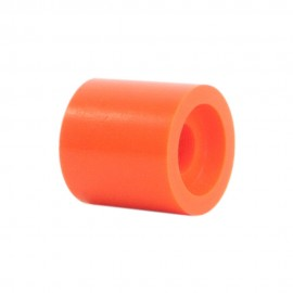 "NS 6-Wheel Replacement Plastic 2.5"" x 2.75"""