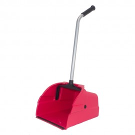 Jumbo Dust Pan-  Red