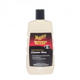 Meguiars 6 Cleaner Wax - 16oz