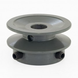 "1/2"" Single Groove Pulley"