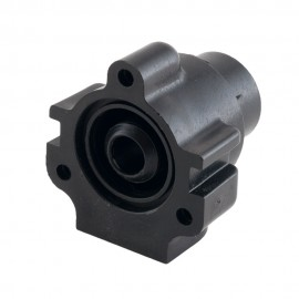 Plastic Black Valve Body