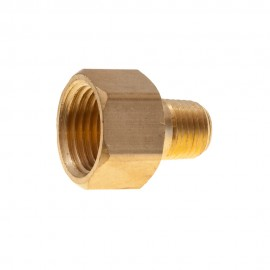 Brass Hex Adapter