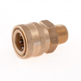 "3/8"" Male Quick Coupler"