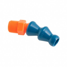 Adjustable Plastic Rinse Nozzle