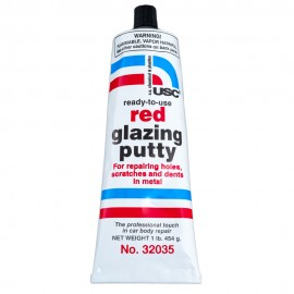 Red Glazing Puddy