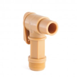 """3/4"""" Male Wide Mouth Spigot"""