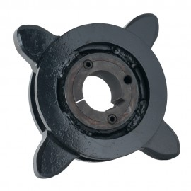 4-Tooth Log Chain Drive Sprocket
