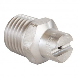 "1/4"" 25 Degree Stainless Steel HP V Jet Nozzle"
