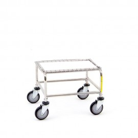 Towel Cart Base & Wheels Only